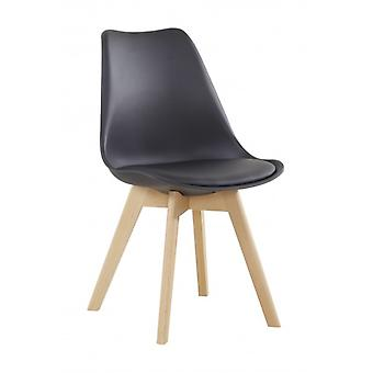 2 set chairs high quality chair legs from wood design chair modern grey offer