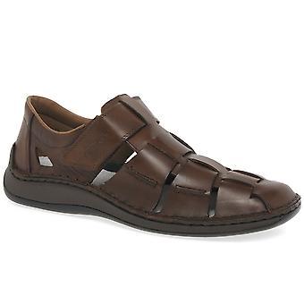 Rieker Bond Herre Wide-Fit afslappet sko