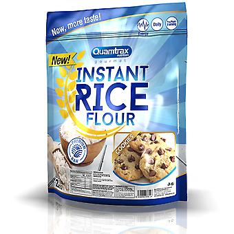 Quamtrax Nutrition Instant Rice Flour 2 Kg Cookies (Sport , Food , Breakfast)