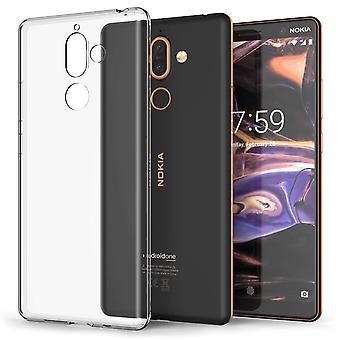Nokia 7 Plus Ultra Thin - Clear