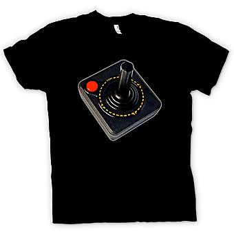 Womens T-shirt - Atari Spiele-Controller - alte Schule