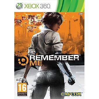 Kom ihåg mig (Xbox 360)
