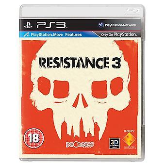 Weerstand 3 (PS3)