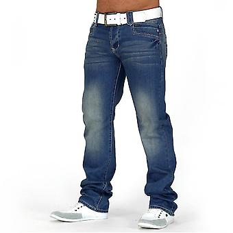 NEW mens jeans pants designer Destroyed Straight Club Wear Spring Break 3Three