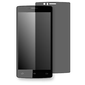 Archos 50 d helium 4 G screen protector - Golebo view protective film protective film