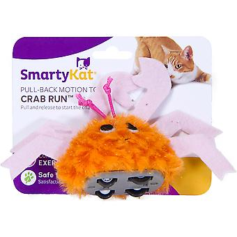 Smartykat Crab Run Pull Back Toy-