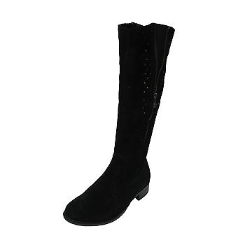 Ladies Remonte Warmlined Knee Length Boots R6466
