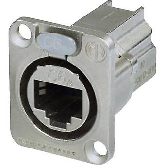 RJ45 Data Connector etherCON D series Socket, straight Number of pins: 8P8C
