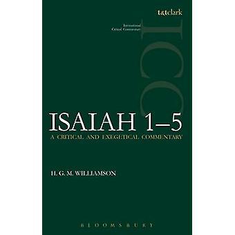 Isaiah 15 ICC by Hugh Williamson