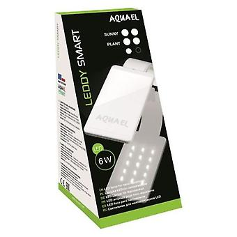Aquael Pantalla Leddy Smart Sunny 6500 K 6 W (Fish , Lighting , LED)