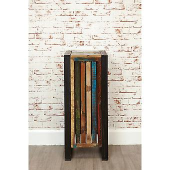 Urban Chic Tall Plant Stand/Lamp Table Brown - Baumhaus