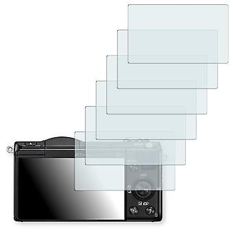 Sony Alpha 5000 E-mount screen protector - Golebo crystal clear protection film