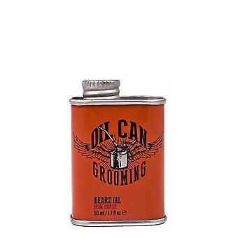 Oil Can Grooming Iron Horse Beard Oil 50 ml