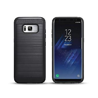 Matte black case - Samsung Galaxy S8