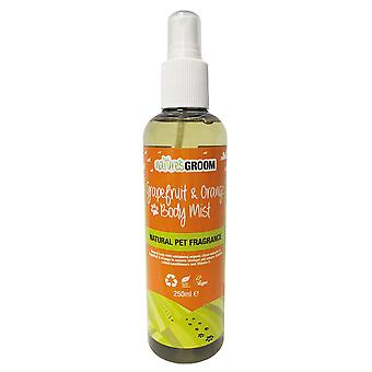 Naturen Bräutigam Grapefruit & Nebel Orange Körper 250ml