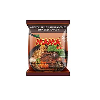 Instant Noodles Beef Stew Flavour - Mama (60g)