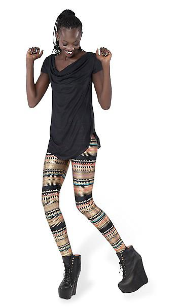 Waooh - Fashion - Legging africa pattern