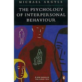 De psychologie van interpersoonlijke gedrag door Michael Argyle - 9780140