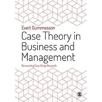 Sag teori i Business og Management - genopfinde casestudie Resear