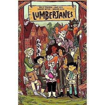 Lumberjanes Vol. 9 by Lumberjanes Vol. 9 - 9781608869572 Book