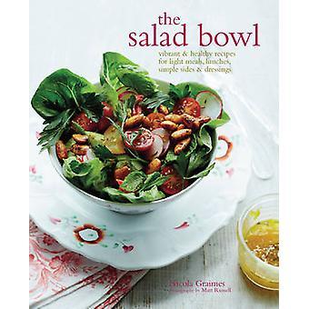 Sallad skål - pulserande & friska recept för lättare måltider - luncher-