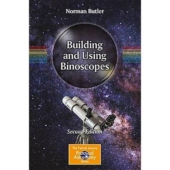 Building and Using Binoscopes by Norman P. Butler - 9783319467887 Book