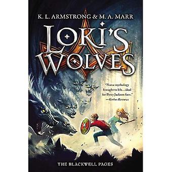 Loki's wolven (Blackwell blz)