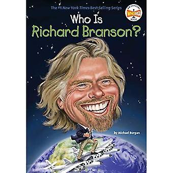 Qui est Richard Branson? (Qui a été...?)