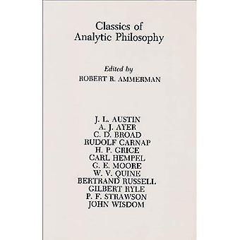 Klassiker der analytischen Philosophie (Hackett Classics)