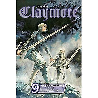 Claymore: Volym 9 (Claymore)