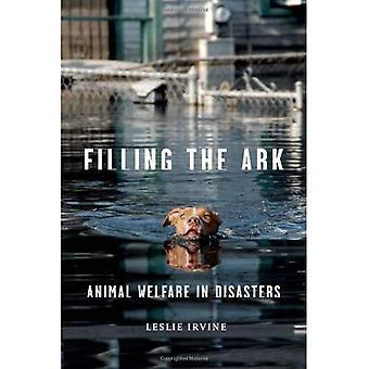 Täyte Ark: eläinten hyvinvoinnin katastrofien (eläimet ja etiikka)