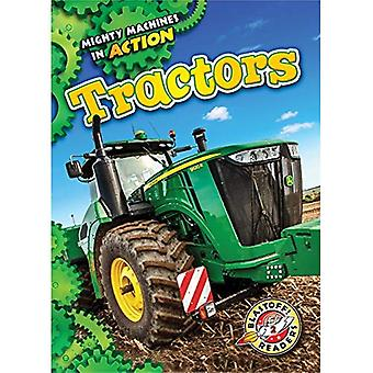 Tractors (Mighty Machines in Action)