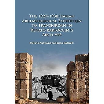The 1927-1938 Italian Archaeological Expedition to Transjordan in Renato Bartoccini's Archives 2015