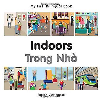 Min första tvåspråkiga bok - inomhus - vietnamesiska-svenska