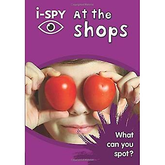 Jag-SPY på butiker: Vad kan du plats? (Collins Michelin i-SPY guider) (Collins Michelin i-SPY guider)