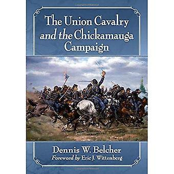 De Noordelijke cavalerie en de Chickamauga-veldtocht
