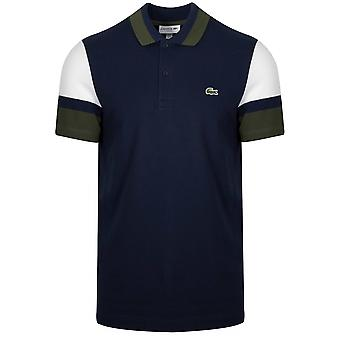 Lacoste Lacoste Slim Fit Navy Polo Shirt