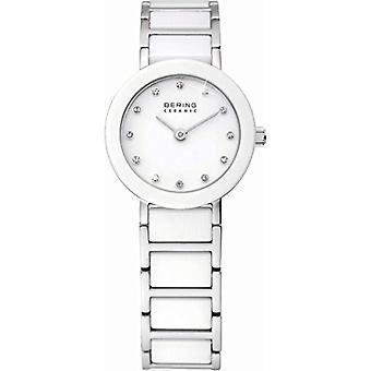 Bering analogique quartz femme avec l'acier inoxydable bracelet 11422-754