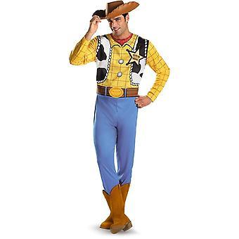 Woody Erwachsenen Kostüm