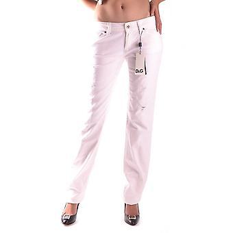 Dolce Gabbana van E witte katoenen Jeans