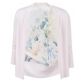 Ted Baker eleganza Cardigan stampa posteriore