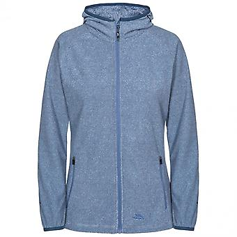 Hausfriedensbruch Womens Jennings AT100 Full Zip Microfleece Jacke