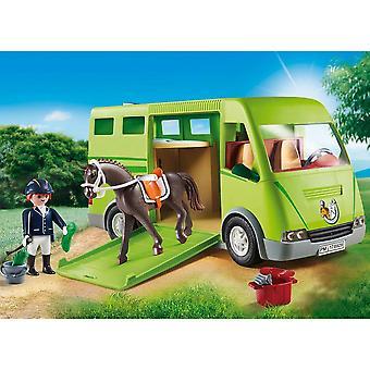 Playmobil Country häst transportör