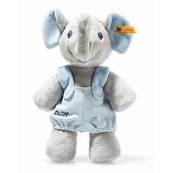 Steiff Trampili éléphant bleu 24 cm