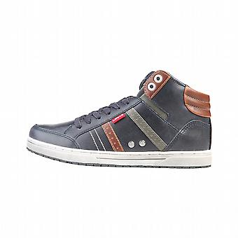 Levis men's Sneakers Blue