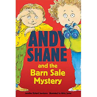 Andy Shane and the Barn Sale Mystery by Jennifer Richard Jacobson - A