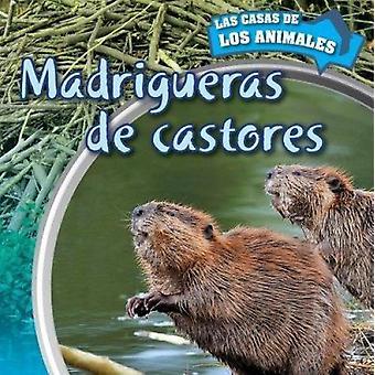 Madrigueras de Castores (Inside Beaver Lodges) by Emily Wilson - 9781