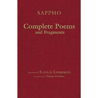 Complete Poems and Fragments by Sappho - Stanley Lombardo - Pamela Go