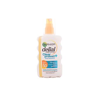 Delial Clear Protect Spray Transparente Spf50+ 200ml Unisex New
