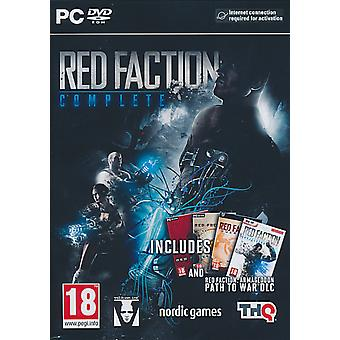 Red Faction Complete Collection - PC